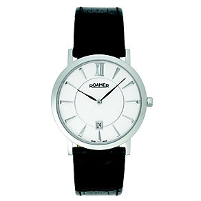 Roamer men's black strap watch - Product number 8904995