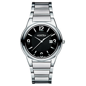 Roamer men's stainless steel bracelet watch - Product number 8905061