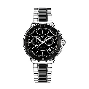 TAG Heuer Formula 1 ladies' steel & ceramic watch - Product number 8906335
