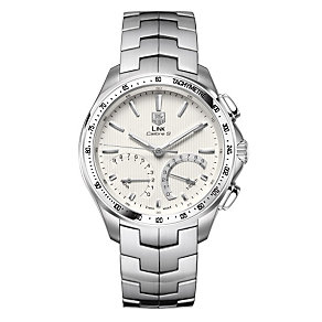 TAG Heuer Link Calibre S men's bracelet watch - Product number 8906769