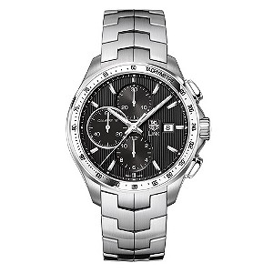 TAG Heuer Link Calibre 16 men's bracelet watch - Product number 8908214