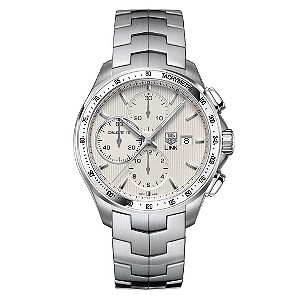 TAG Heuer Link Calibre 16 men's bracelet watch - Product number 8908222