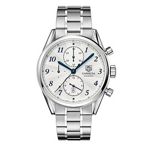 TAG Heuer Carrera men's stainless steel automatic watch - Product number 8908435