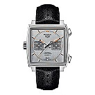 TAG Heuer Monaco men's automatic black strap watch - Product number 8908451