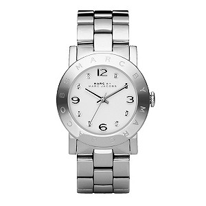 Marc Jacobs ladies' stainless steel bracelet watch - Product number 8908842