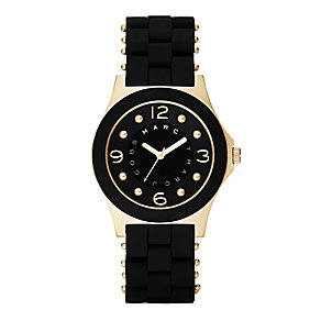 Marc Jacobs ladies' black bracelet watch - Product number 8908923