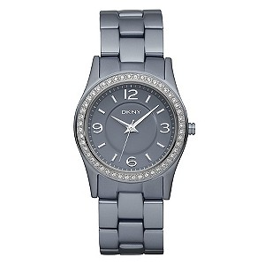 Exclusive DKNY Ladies' Grey Bracelet Watch - Product number 8917663