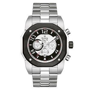 Bulova Marine Star Bracelet Watch