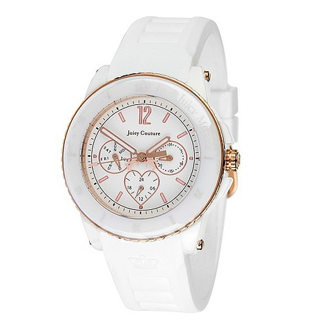 Juicy Couture Pedigree white ceramic