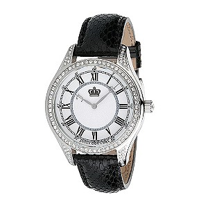 Juicy Couture ladies' black strap watch - Product number 8924791