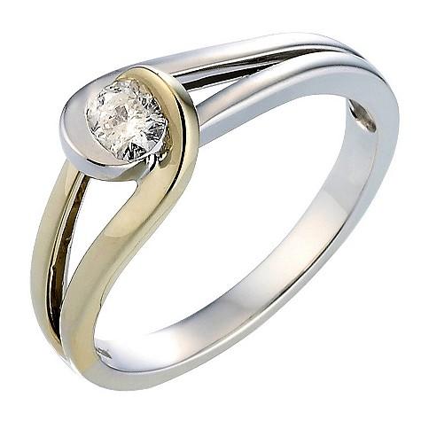 18ct 20 carat diamond ring
