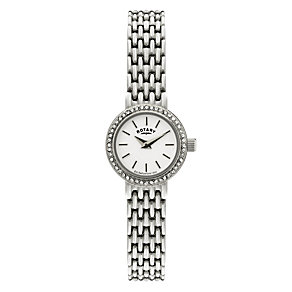 Rotary Ladies' Stainless Steel Bracelet Watch - Product number 8931771