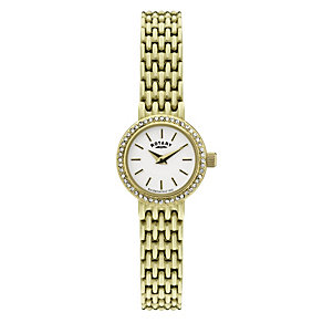 Rotary Ladies' Gold Bracelet Watch - Product number 8931798