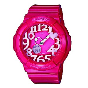 Casio Baby-G Neon Pink Watch