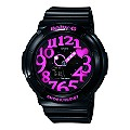 Casio Baby-G Neon Black & Pink Watch - Product number 8939985