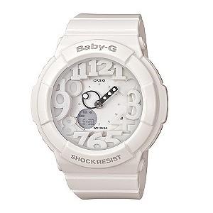 Casio Baby-G Neon White Watch