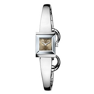 Gucci ladies' stainless steel bangle watch - Product number 8940061