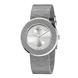 Gucci U-Play medium mesh interchangeable strap ladies' watch - Product number 8940258