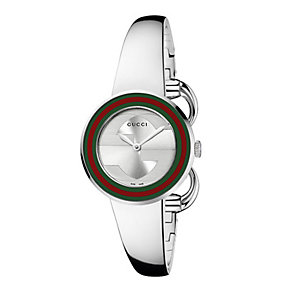 Gucci U-Play ladies' small interchangeable strap watch - Product number 8940320