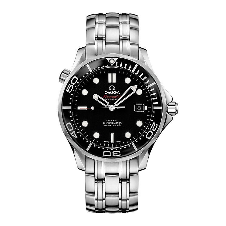 Omega Seamaster Diver 300M men's bracelet watch - Product number 8947635