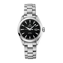 Omega Seamaster Aqua Terra 150M ladies' bracelet watch - Product number 8947945