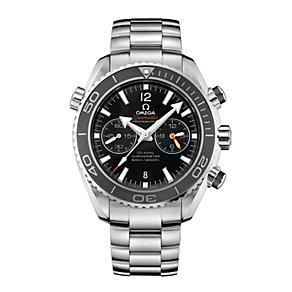 Omega Seamaster Professional men's black dial bracelet watch - Product number 8947996