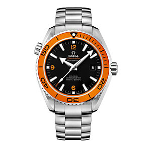 Omega Seamaster men's stainless steel bracelet watch - Product number 8948011