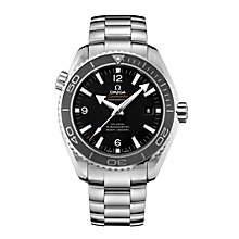 Omega Seamaster Planet Ocean 600M men's bracelet watch - Product number 8948046