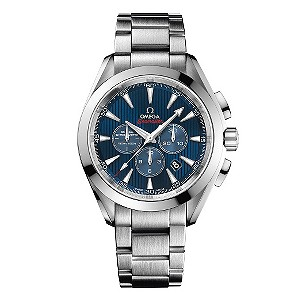 Omega Seamaster Olympics 2012 edition men's bracelet watch - Product number 8948151