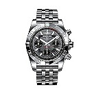 Breitling Chronomat 41 men's stainless steel bracelet watch - Product number 8950520
