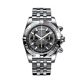 Breitling Chronomat 41 men's stainless steel bracelet watch - Product number 8950520