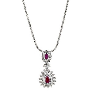 Sattva 18ct White Gold Diamond