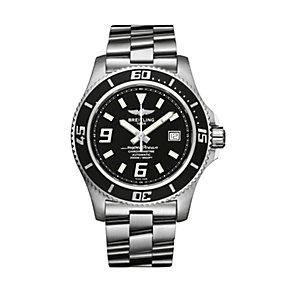 Breitling Superocean 44 men's stainless steel bracelet watch - Product number 8952450