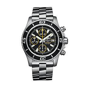 Breitling Superocean men's stainless steel bracelet watch - Product number 8952493