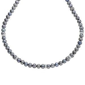 Black Freshwater Pearl
