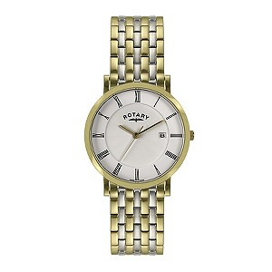 Rotary two tone bracelet watch - Product number 8955441
