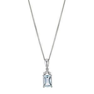 9ct White Diamond