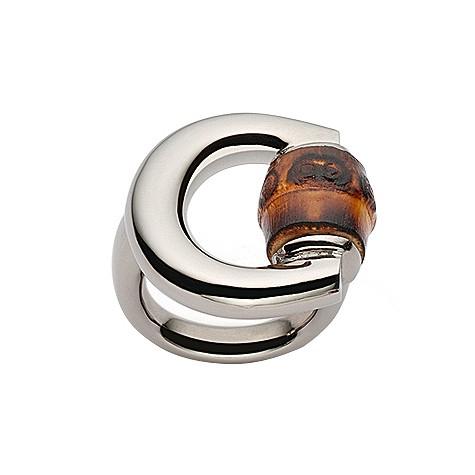 Gucci Horsebit Bamboo Ring
