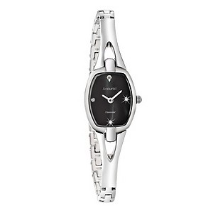Accurist Ladies' Diamond Set Bangle Watch - Product number 8979642