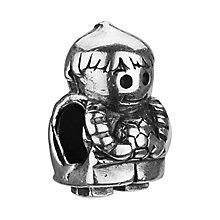Chamilia - sterling silver Boy bead - Product number 8981620