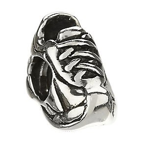 Chamilia - sterling silver Sneaker bead - Product number 8982589