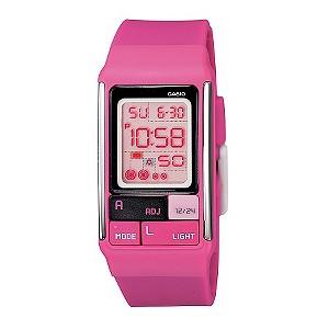 Casio Pink Digital Watch