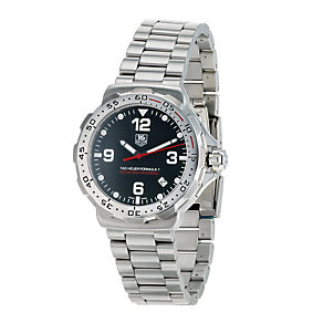 TAG Heuer F1 exclusive men's stainless steel bracelet watch - Product number 8991065