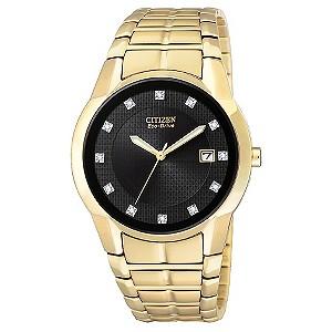 Citizen Eco-Drive Two Tone Bracelet Watch