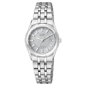 Citizen Eco-Drive ladies' stainless steel bracelet watch - Product number 8997772