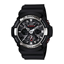 Casio Men's G-Shock Black Strap Watch - Product number 8997853