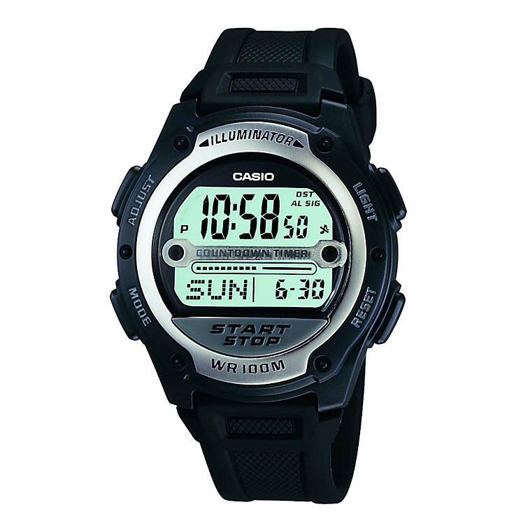 Casio Illuminator Men's Watch - Product number 8997888