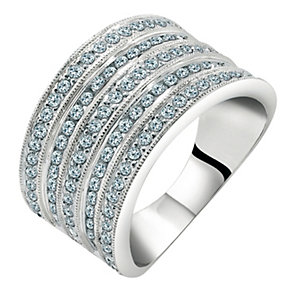 The One Hundred Diamond Cocktail Ring - Product number 8998574