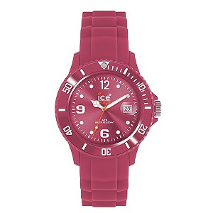 Ice-Watch Ladies' Winter Honey Pink Strap Watch - Product number 9006869