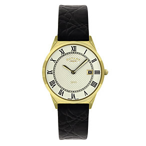 Rotary Men's Strap Watch - Product number 9007350